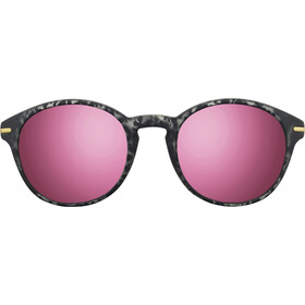 Julbo Noumea Polarized 3 Aurinkolasit Naiset, tortoiseshell grey/rosa